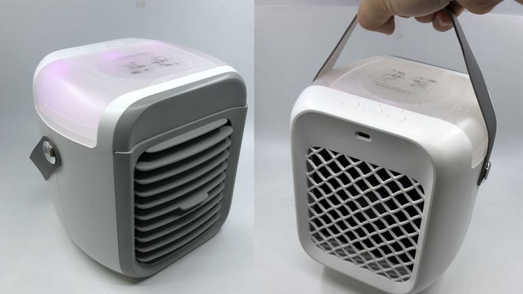 tower forced air system
