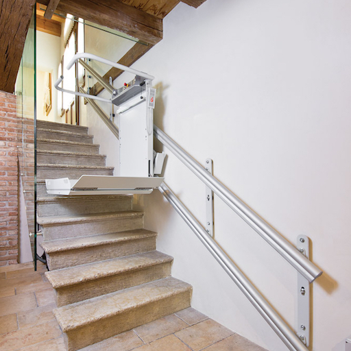 step lifts in the home